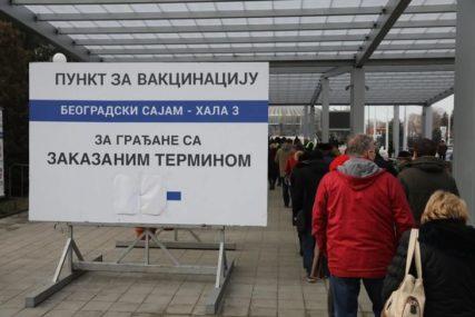 Građani Srbije primili VIŠE OD MILION VAKCINA: Proces revakcinacije prošlo 356.010 osoba