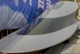 """""""JURI"""" 620 KILOMETARA NA SAT Kina predstavila prototip novog super brzog voza koji koristi NOVU TEHNOLOGIJU (VIDEO)"""