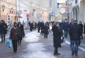 Danas oblačno i hladno: Popodne RAZVEDRAVANJE i malo sunca