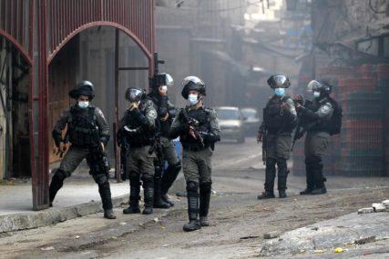 ZBOG EPIDEMIOLOŠKIH MJERA Sukob demonstranata i policije u Izraelu