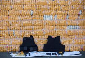 U TOVARU BANANA Zaplijenjen kokain vrijedan 76 miliona funti