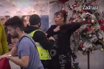 POMETNJA U RIJALITIJU Nakon žestoke svađe potukle se Miljana i Tara (VIDEO)