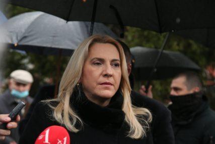 """""""TEŠKO JE NAĆI ZAJEDNIČKI JEZIK"""" Cvijanovićeva povodom Dana Republike poručila da Srpska postoji da bude partner"""