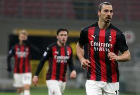 NOVA PROVOKACIJA Ibrahimoviću baš teško pao poraz Milana (VIDEO)