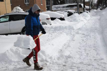 """Ledena oluja stiže u Ameriku """"Očekujemo padavine istorijskih razmjera"""""""