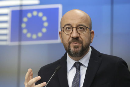 """KRITIKE NA RAČUN EU Mišel odbacuje optužbe o """"vakcinalnom nacionalizmu"""""""