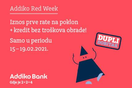 Ugovorite Addiko Blic gotovinski kredit uz iznos PRVE RATE NA POKLON