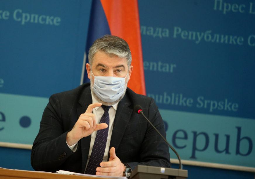 """""""Građani će se moći prijaviti"""" Šeranić poručio da dinamika vakcinacije zavisi od dopremanja vakcina"""