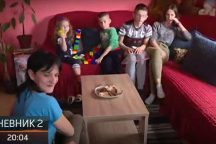 TEŽAK ŽIVOT PORODICE MIRKOVIĆ Andrijana sa šestoro djece sedam godina živjela bez struje, dobri ljudi im pomogli (VIDEO)
