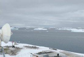 Pažnja naučnika na Antarktiku: Odlomila se ledena santa površine veće od Londona