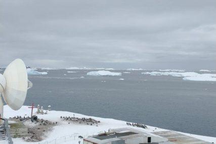 KLIMATSKE PROMJENE Sjeverni ledeni okean bez leda u septembru 2055. godine