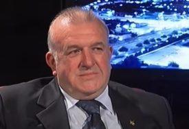 HOSPITALIZOVAN U SARAJEVU Bošnjački general Atif Dudaković u bolnici zbog korona virusa