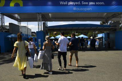 Zaključavanje Melburna! Bez navijača na Australijan openu narednih pet dana