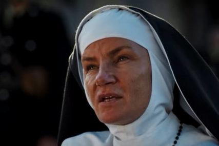 """Sestra Barta OSTAĆE UPAMĆENA PO BEZDUŠNOSTI: Njen pogled u filmu """"Dara iz Jasenovca"""" ledi krv u žilama (FOTO, VIDEO)"""