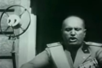 Musolini u Laciju: Praunuk fašističkog diktatora POTPISAO UGOVOR sa Rimljanima