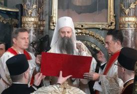 Patrijarh Porfirije u obraćanju vjernicima: Sveti Vasilije Ostroški pokazao da je smisao svakog čovjeka svetost