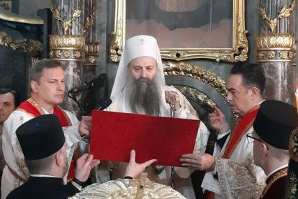 Lideri stranaka očekuju patrijarhove MUDRE SAVJETE: Poglavar SPC u posjeti Doboju
