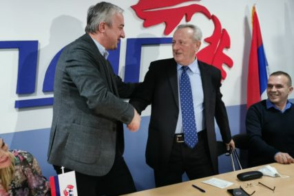 BIVŠI POSLANIK SNSD Drago Ljubičić postao član PDP u Doboju