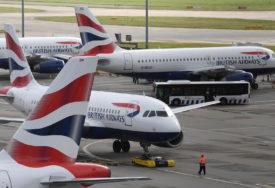 POSLJEDICA PANDEMIJE Britiš Ervejz bilježi gubitak preko 7 milijardi evra