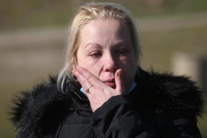 MAJKA HRABROST U trenutku kada je strahovala da će joj sina naći mrtvog našla je snage da utješi njegovu najbolju drugaricu