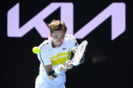 RUS NAREDNI RIVAL Krajinović protiv Medvedeva u 3. kolu Australijan opena