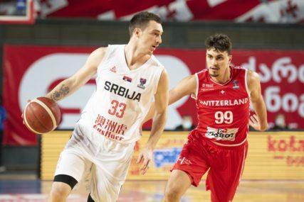 POBJEDA ZA KRAJ Srbija sjajnom posljednjom četvrtinom slomila Švajcarsku
