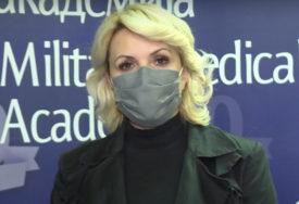 Kisić-Tepavčević: Jedino kolektivnom odgovornošću možemo da uspijemo