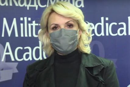 OTVORENI VAKCINALNI PUNKTOVI Kisić Tepavčević: Vakcina moćno oružje u borbi protiv korone