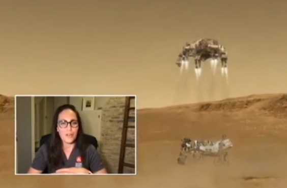 """""""Sedam minuta užasa spuštanja rovera na Mars"""" Dragana je bila dio NASA ekipe u istorijskom trenutku"""