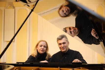 """Broj mjesta ograničen:  Klavirski duo """"The Wolves"""" sutra u Banskom dvoru"""