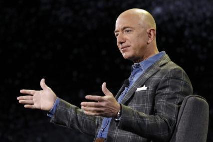 POREZI OD NAJBOGATIJIH Bezos bi mogao plaćati dvije milijarde dolara, a Gejts 1,3