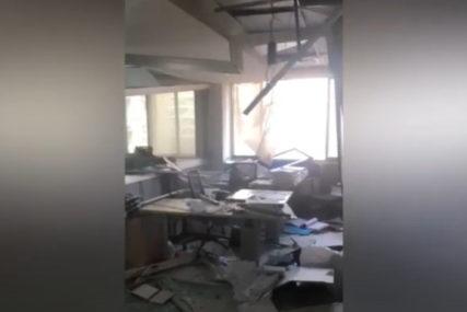 EKSPLOZIJA U NJEMAČKOJ Policija blokirala prilaske zgradi u centrali Lidla, ima povrijeđenih (VIDEO)