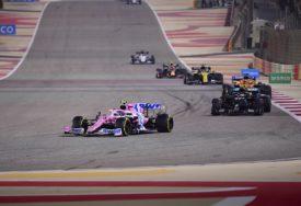 REKORDNI GUBICI Prihod Formule 1 u 2020. manji za 44 odsto u odnosu na 2019. godinu