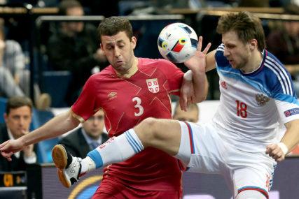 SRBIJA PORAŽENA OD BIH Neuspjeh futsalera u kvalifikacijama za Euro