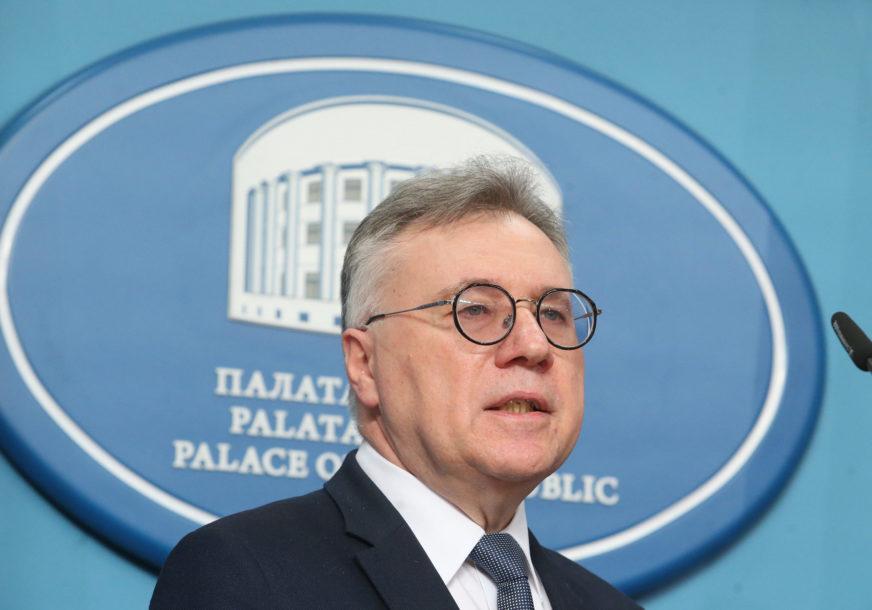 """""""ŠMIT JE BEZ LEGITIMITETA"""" Ambasador Rusije u BiH poručio da ruski uticaj na Balkanu ne može biti izolovan"""