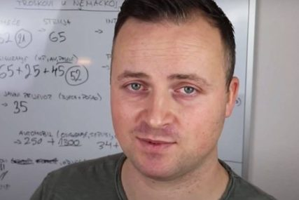 Izračunao rashode i ove godine: Ivan živi u Njemačkoj i svake godine sabira troškove života