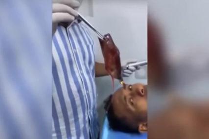 NESREĆA NA PECANJU Mladić se umalo ugušio nakon što mu je riba zapela u grlu (VIDEO)