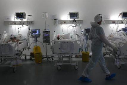 Kritično stanje u Moskvi: Najviše umrlih od početka epidemije virusa korona