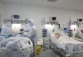 """""""Popunjeni kapaciteti intenzivne njege"""" U zeničkoj bolnici dovedeno u pitanje dalje liječenje najtežih pacijenata"""