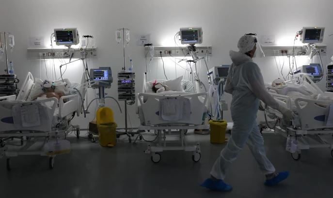 TEŠKO STANJE U Crnoj Gori preminulo sedam ljudi, zaraženo još 528 osoba