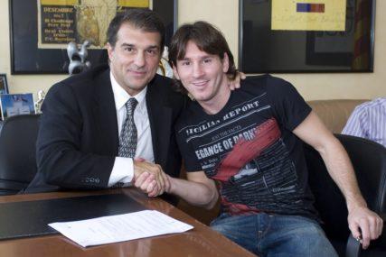 BRANI KAPITENA Laporta: Mesi donosi Barseloni više novca nego što mu klub plaća