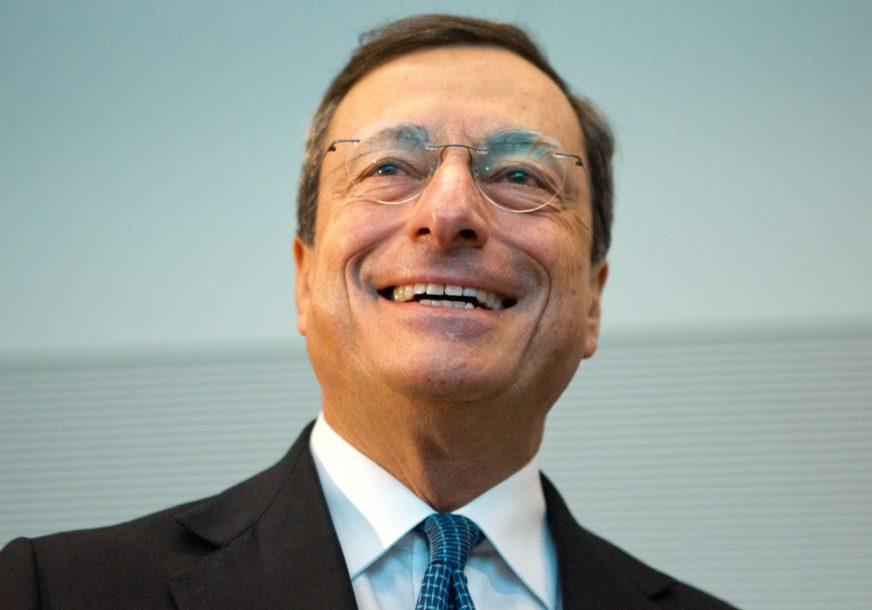 NOVI PREMIJER ITALIJE Dragi formalno prihvatio da formira Vladu