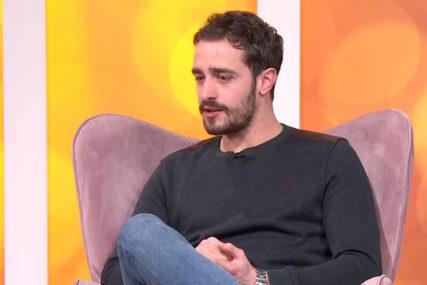 Marko Vasiljević o glumi i kolegama: Nisam imao prijatelje, novca, mislio sam da niko ne zna da postojim