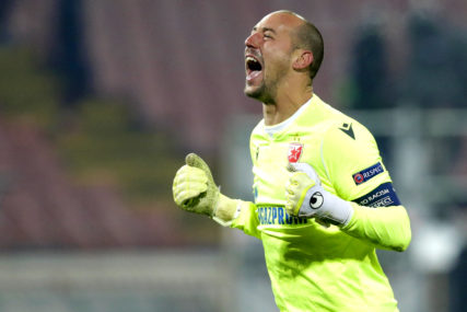 "Kapiten Zvezde Borjan vjeruje u novo čudo ""Vratio nam se bitan igrač, možda baš da gol Milanu"""