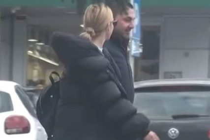 TAJNA VEZA? Milica Todorović i Jugoslav Karić uhvaćeni zajedno (VIDEO)
