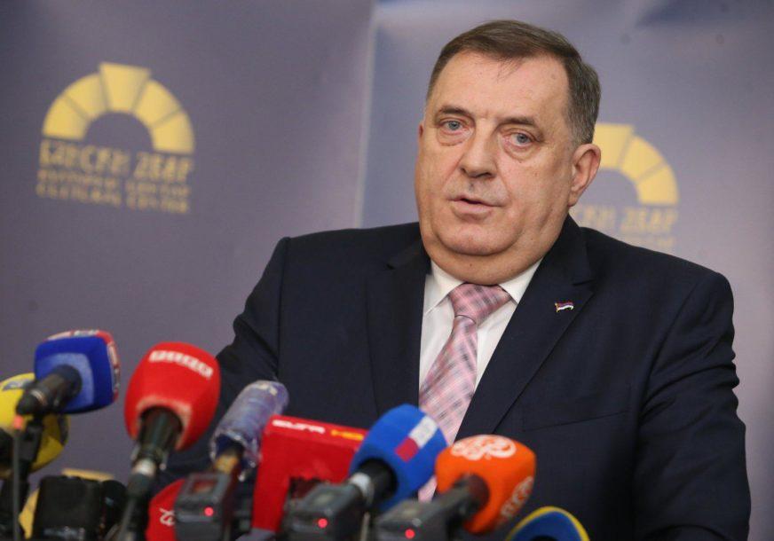 """""""TO SE NEĆE DESITI"""" Dodik istakao da griješe oni koji misle da će Bajden """"parkirati u BiH"""" svoje ljude da sređuju stanje"""