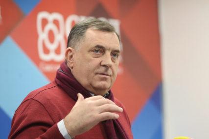"""""""Odlikovanja Republike Srpske su naša stvar"""" Dodik najavio da će NSRS možda raspravljati o Inckovom zahtjevu"""