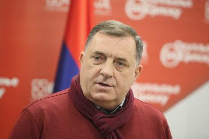 """NENADOKNADIV GUBITAK"" Dodik izjavio sučešće povodom smrti profesora Milorada Telebaka"