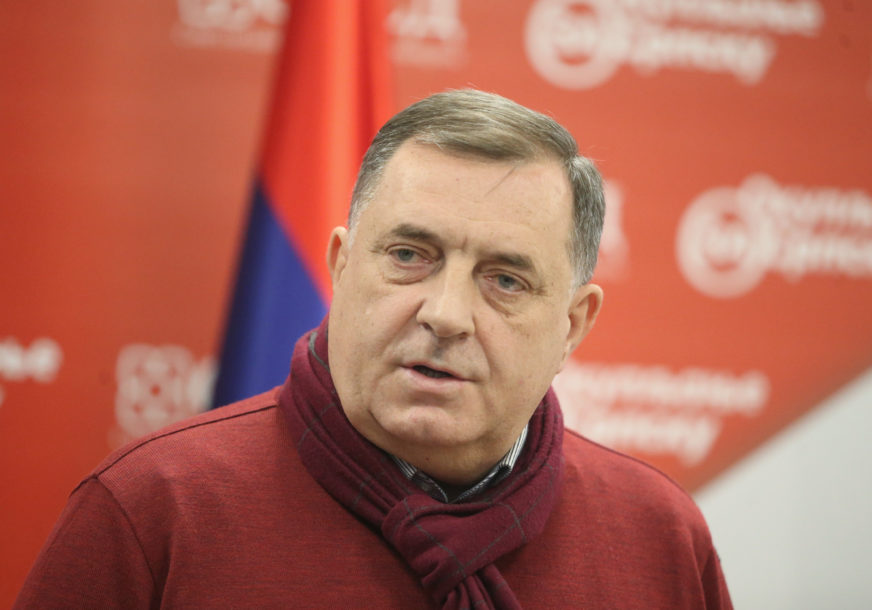 """""""Rezultat dugogodišnje saradnje"""" Dodik se zahvalio vlastima Kine na odluci da donira BiH 50.000 vakcina"""
