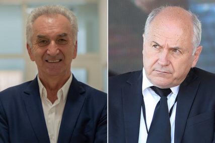 NAMETANJE KOLEKTIVNE ODGOVORNOSTI Šarović tvrdi da su Inckove poruke o Srbima slične Izetbegovićevim